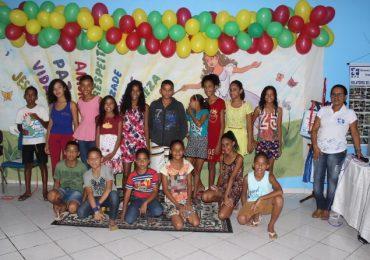 MFC Eunápolis: 1º Concurso Sopa de Letras – Projeto Saber Melhor