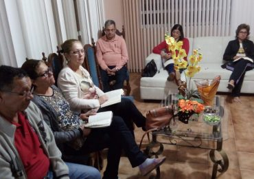 MFC Vitória da Conquista: Reunião Área de Candeia