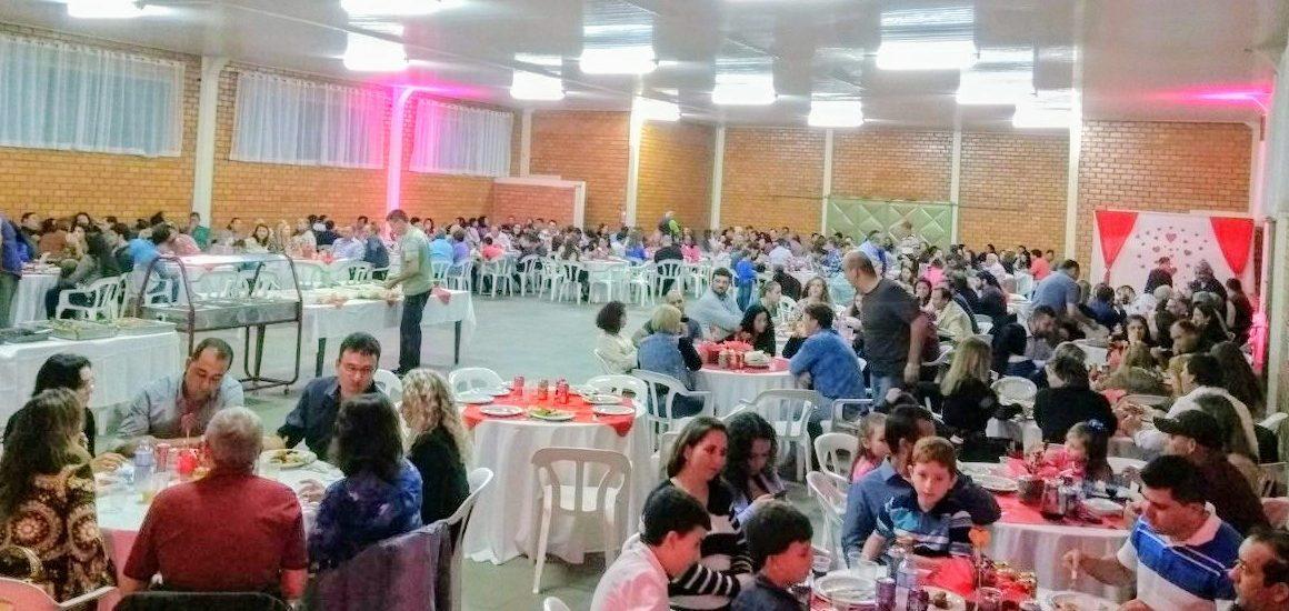 MFC Castro: Jantar do Dia das Mães