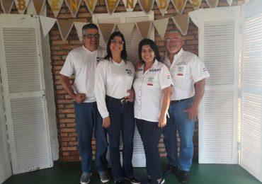 MFC Nacional: Formação com equipe Sagrado Coração de Jesus no Paraguai