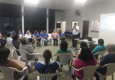 MFC Rondonópolis: Formação com Coordenadores de Base