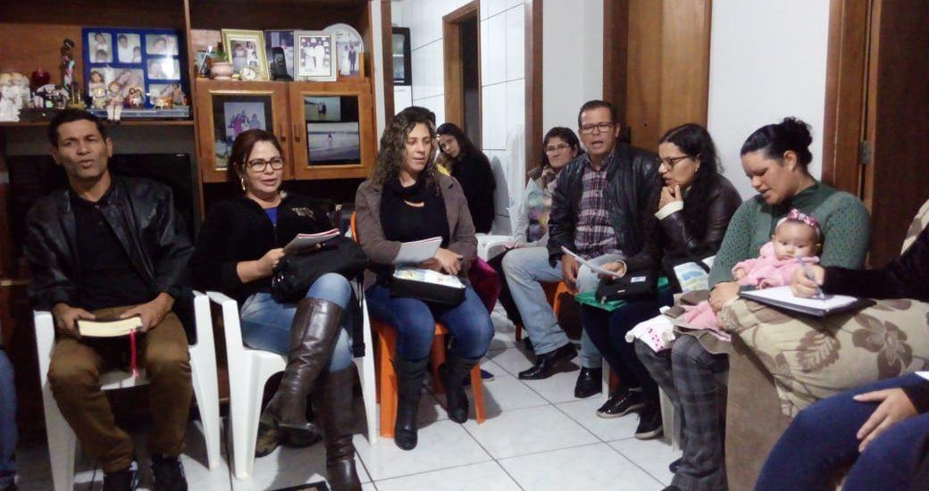 MFC Nacional: Visita à Equipe Base Aliançados com Deus em Vitória da Conquista