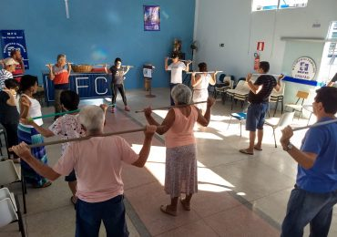 MFC Conselheiro Lafaiete: Projeto Vida em Movimento