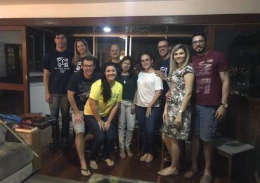 MFC Maceió: Reunião do Grupo Caminhar