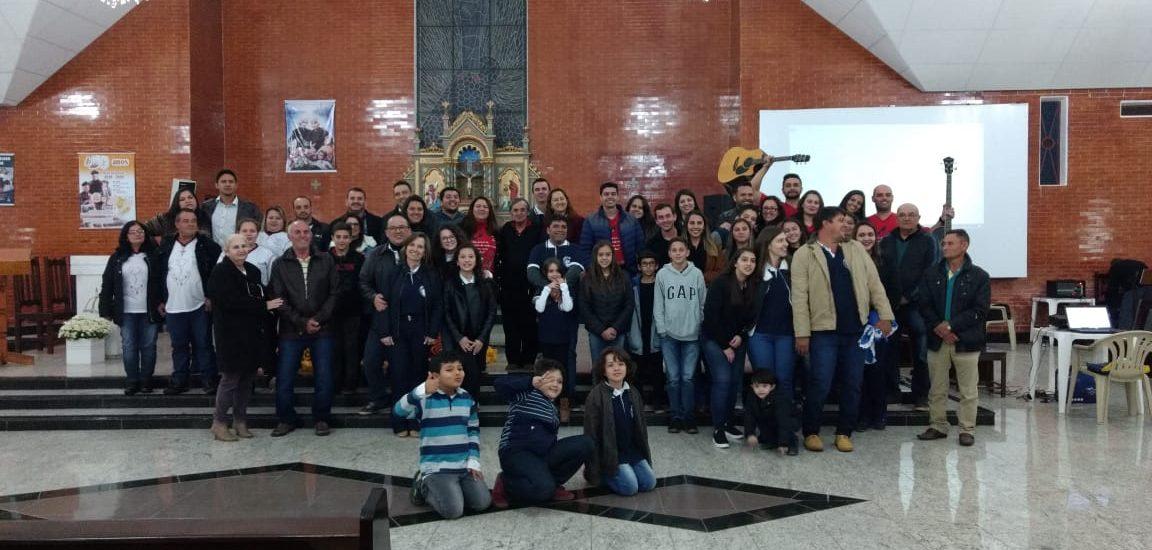 MFC Ortigueira: 1ª Missa do MFC