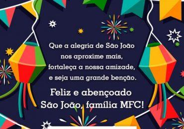 Feliz, São João!