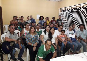 MFC Belém: Celebração da Palavra