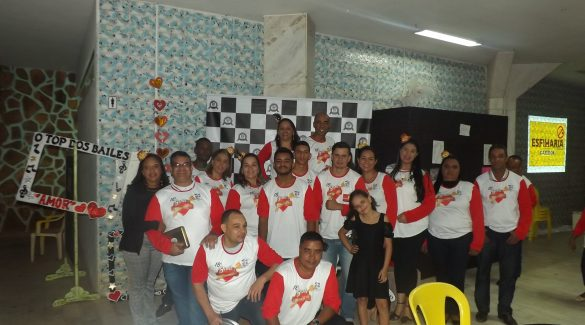 MFC Governador Valadares: Baile dos Eternos Namorados