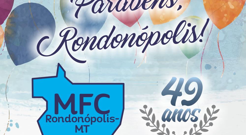 MFC Rondonópolis: 49 anos