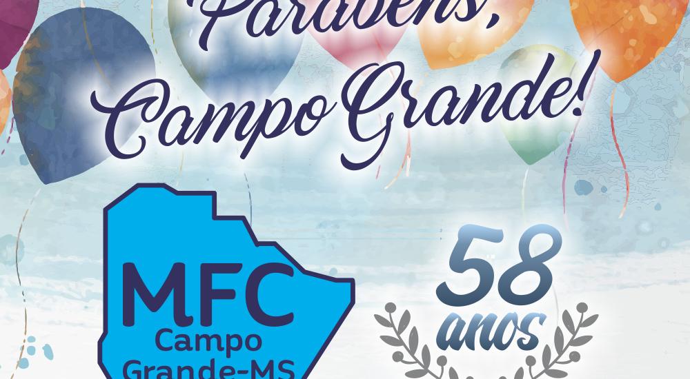 MFC Campo Grande: 58 anos