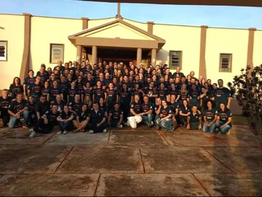 MFC Guairaçá: Encontro de Casais