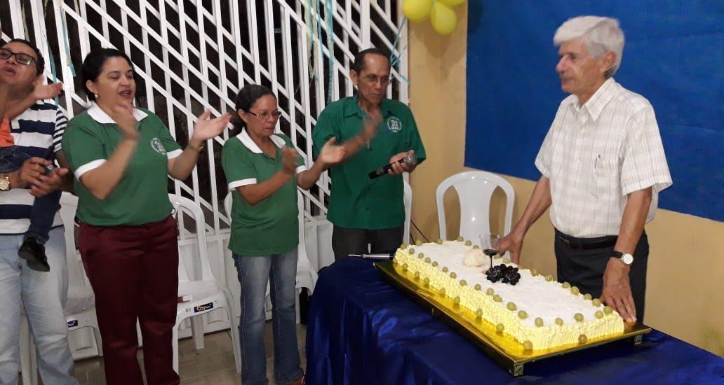 MFC Belém: Missa Mensal