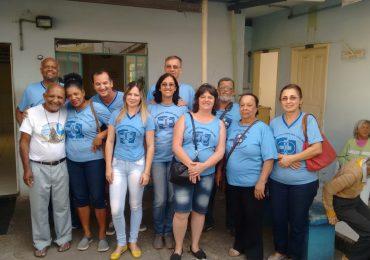 MFC Conselheiro Lafaiete: Visita ao Asilo Ana Romeiro