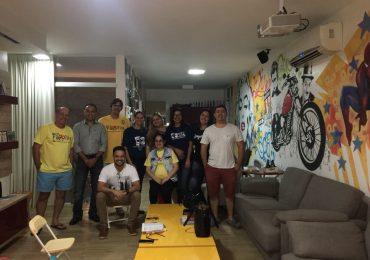 MFC Maceió: Reunião do Grupo Espírito Santo