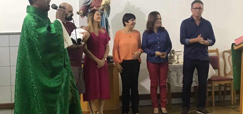 MFC Grande Vitória: Missa da Família