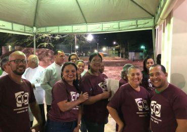 MFC Barra de São Miguel: Organização da Missa