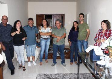 MFC Eunápolis: Reunião Especial