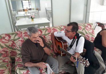 MFC Santo Antônio da Platina: Visita ao Asilo
