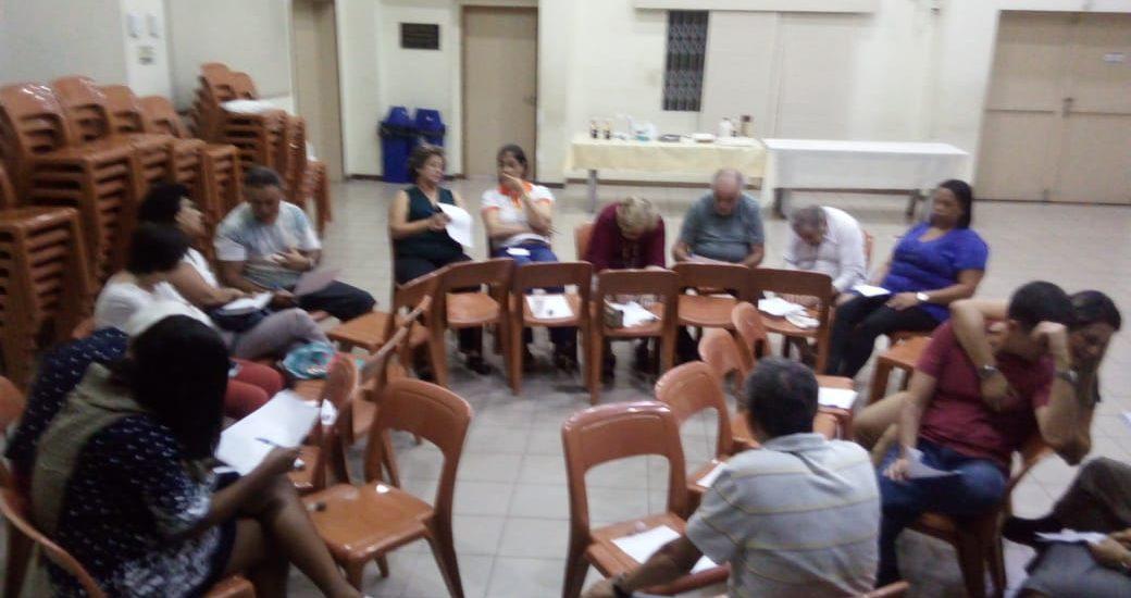 MFC Nacional: Visita ao INFA e Formação MFC Rio de Janeiro