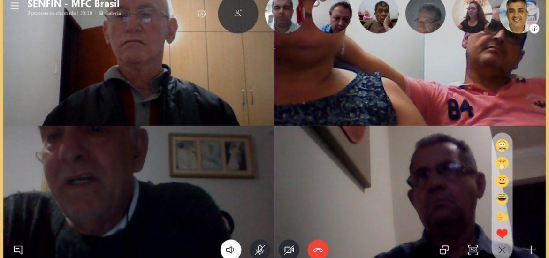 MFC Nacional: Videoconferência CONDIN e SENFIN