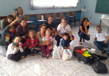 MFC Pirassununga: Formação/Espiritualidade Encontrão de Casais