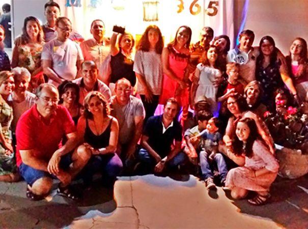 MFC Rondonópolis: 365 Reuniões da Equipe MFC Sagrada Família
