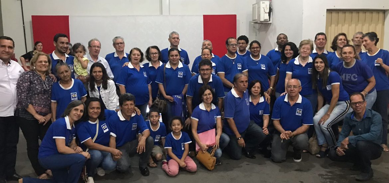 MFC Rondonópolis: Simpósio das Famílias 2018