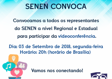 SENEN CONVOCA!