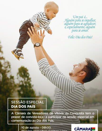MFC Conquista: Sessão Especial Dia dos Pais – Câmara de Vereadores
