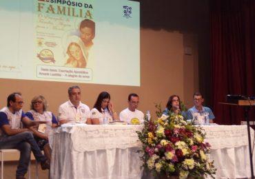 MFC Nacional: I Simpósio da Família da Arquidiocese de Vitória da Conquista
