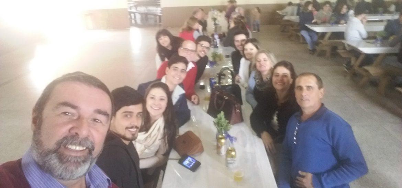 MFC Criciúma: Almoço Homenagem aos Pais