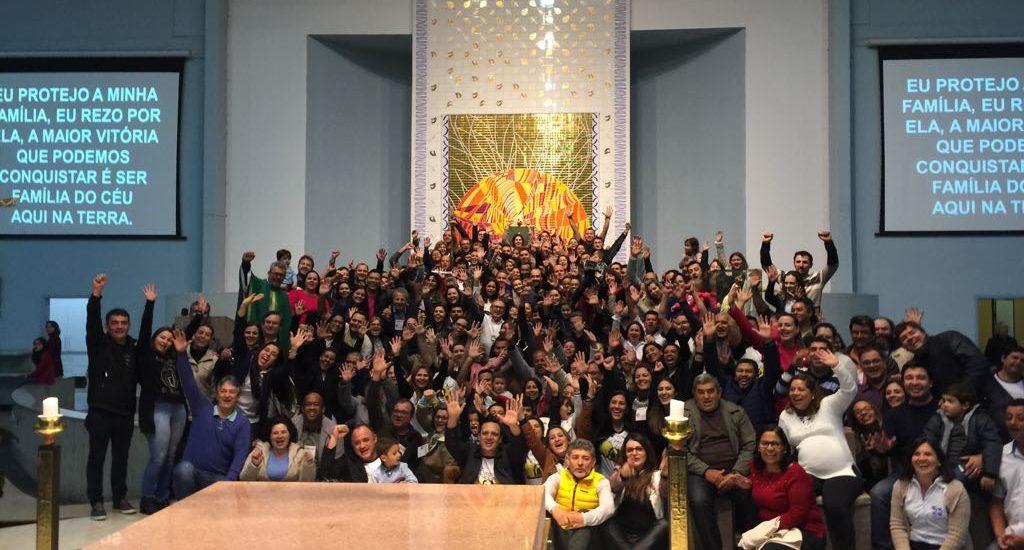 MFC Telêmaco Borba: 39º Encontro de Casais