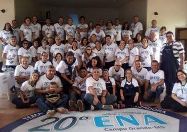 MFC Campo Grande:  5ª Reunião Ordinária – Conselho Diretor Nacional