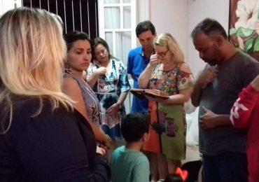 MFC Cariacica: Celebração de Ação de Graças por Bodas de Papoula
