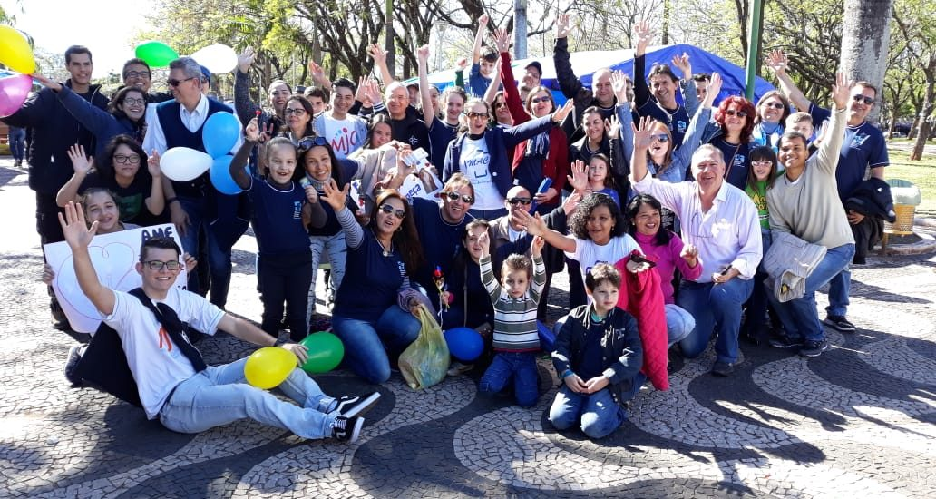 MFC Paranavaí: Semana Nacional da Família