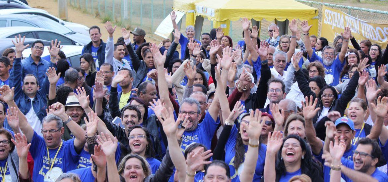 MFC Vitória da Conquista: Carreata Festiva 50 Anos