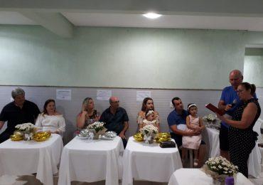 MFC Espírito Santos: Celebração de Bodas