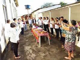 MFC Eunápolis: Formação na Comunidade Cristo Rei