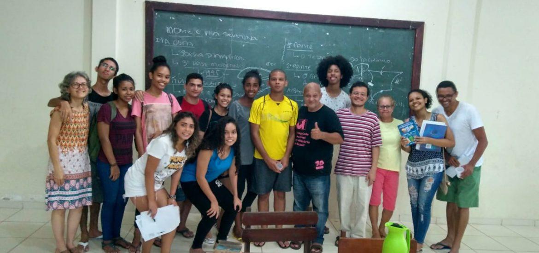 MFC Maranhão: Projeto Revisão para Vestibular e ENEM