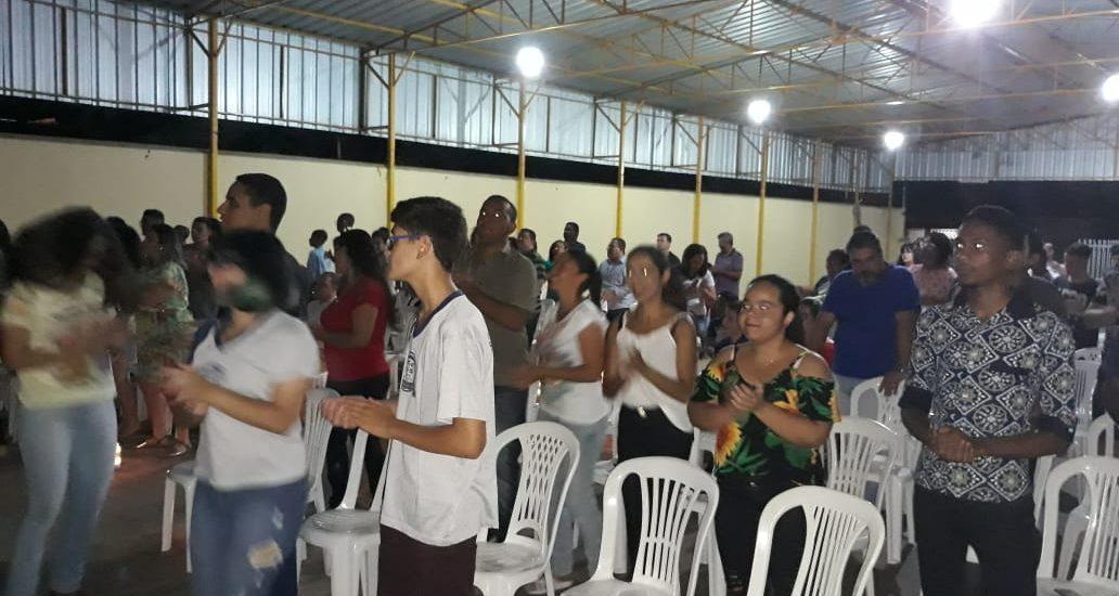 MFC Governador Valadares: 3ª Edição do Louvai em Família