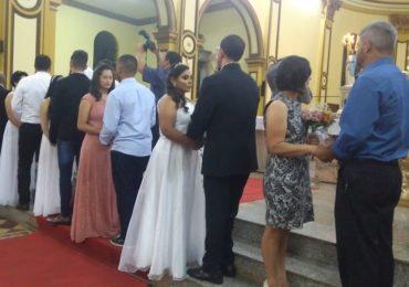 MFC Santo Antônio da Platina: Casamento Comunitário