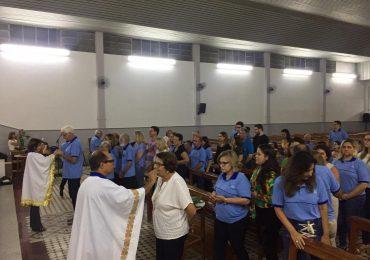 MFC Grande Vitória: Missa da Família e Confraternização