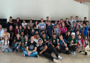 MFC Jovem Paranavaí: Retiro de Catequese