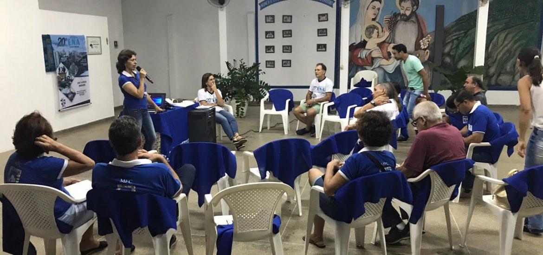 MFC Rondonópolis: Primeira Formação Pré-ENA