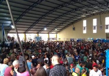 MFC Santo Antônio da Platina: Celebração Nossa Senhora Aparecida