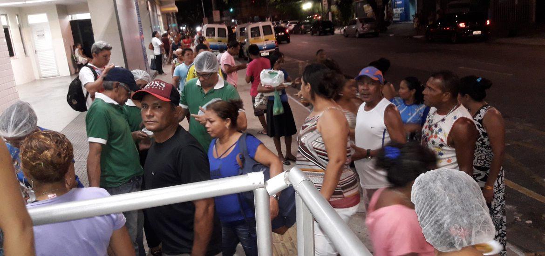 MFC Belém: Projeto Doação de Sopa Novembro