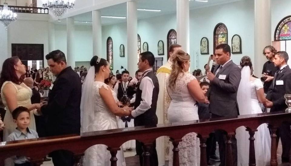 MFC Castro: Casamento Comunitário
