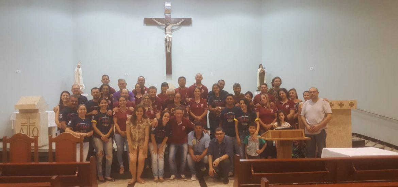MFC Guairaçá: Missa de Ação de Graças