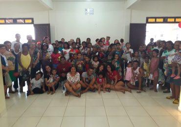 MFC São Luís: Festa de Natal