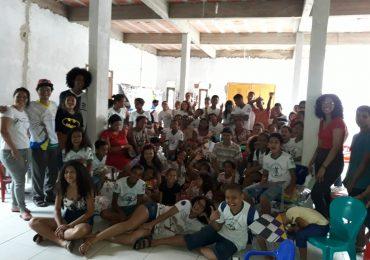 MFC Belém: Ação Solidária